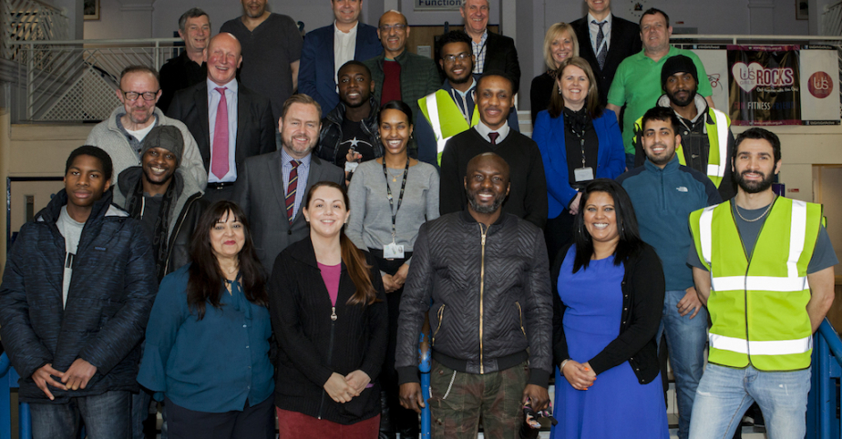 Wates Building Futures programme - March 2018